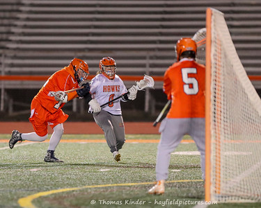 Boys Varsity Lacrosse vs West Springfield 3/3/17