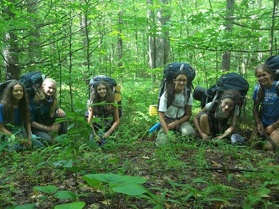2020 Wilderness Adventures for Girls Warewolves