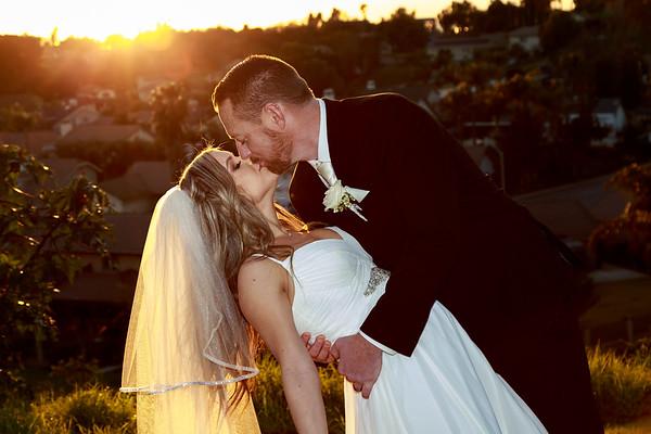 Alyssa and Tony Corona Wedding
