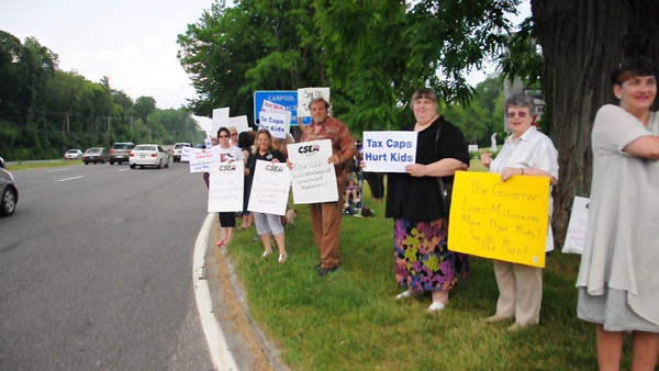 LIPC Rally No Tax Cap SC Leg Videos