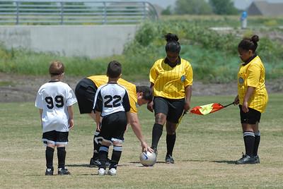 Spring 2007 Game vs Side Kicks