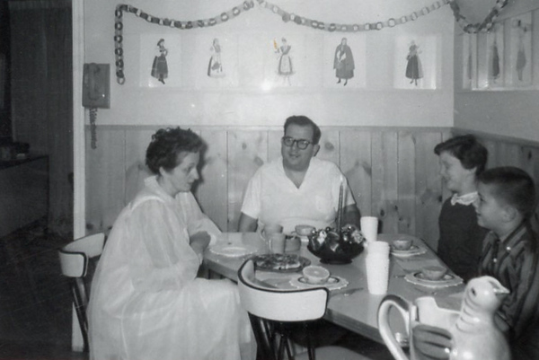 1956 Ricca's At Breakfast.jpg