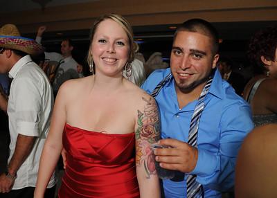 Liz G and Chris