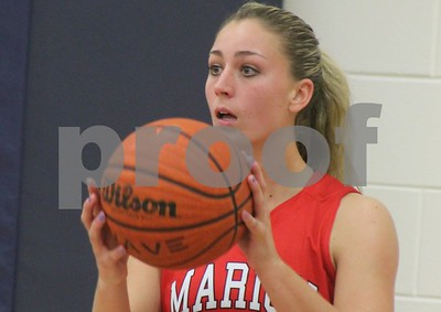 Marion vs Talbotton Girls
