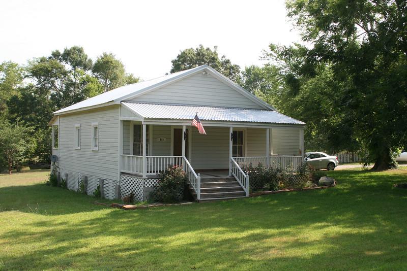home prerenovation July 2009