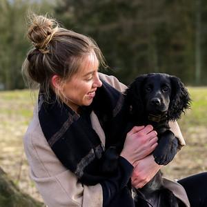 Dog Portrait Shoot - Sarah Goulding