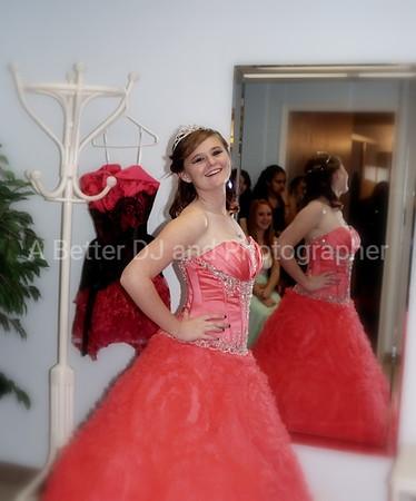 Ashley's Sweet Sixteen