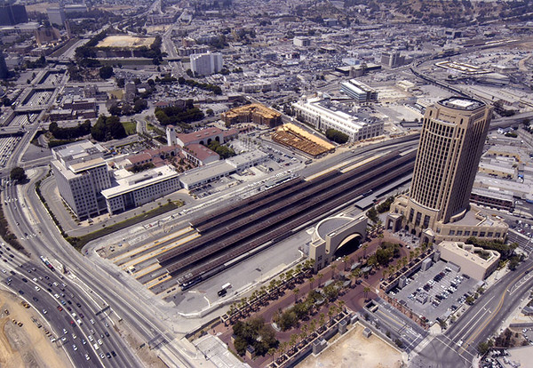 2005, Union Station Aerial