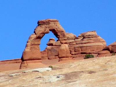 Arches National Park, 2004