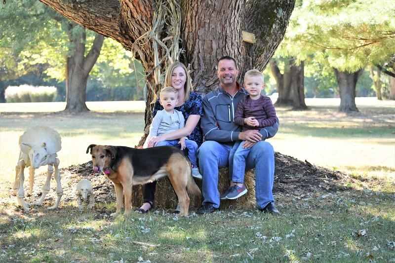 The Carlson Family