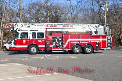 Apparatus Shoot - Ladder 5A-3-16, Stony Brook, NY