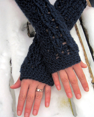 Crochet Works-gloves