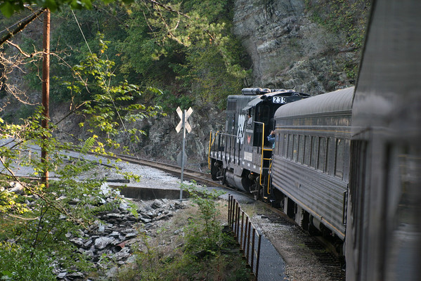 2008 Train Ride