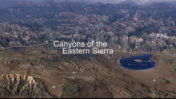 Eastern Sierra Canyons