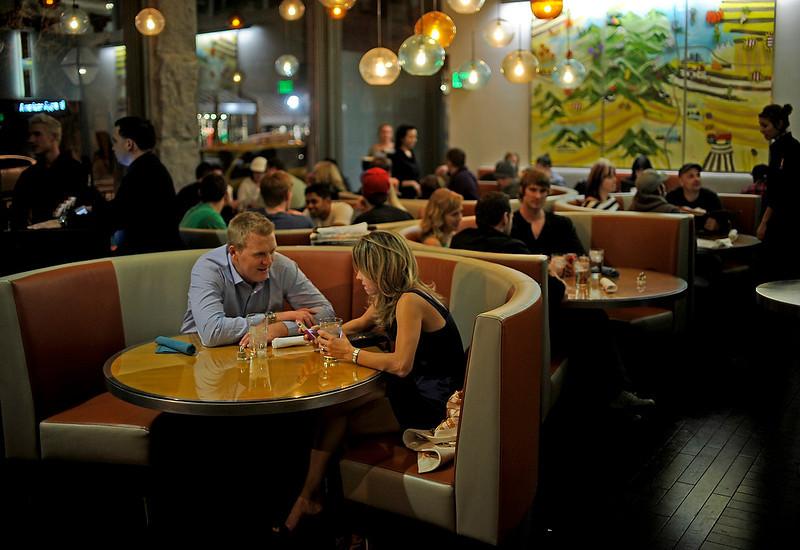 . Tom\'s Urban 24 located at 1460 Larimer St. in Denver on December 8, 2012.Photo by Evan Sem�n, For The Denver Post