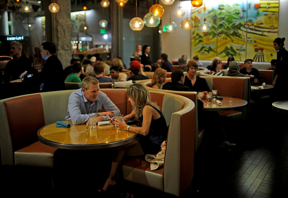 . Tom\'s Urban 24 located at 1460 Larimer St. in Denver on December 8, 2012.