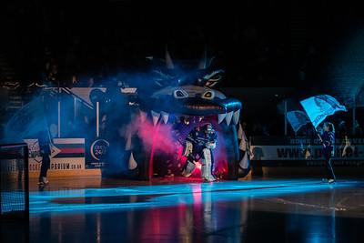 Coventry Blaze Vs Nottingham Panthers 09-12-18