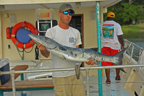 Ospo Fishing 07-26-14