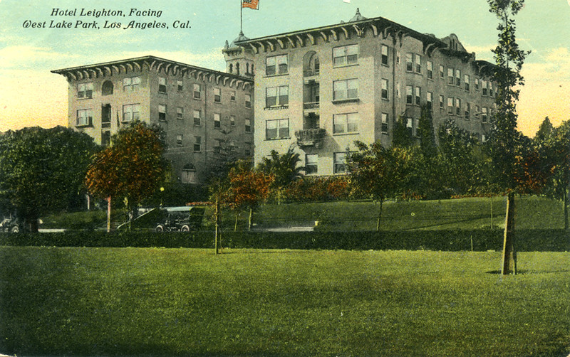 Hotel Leighton