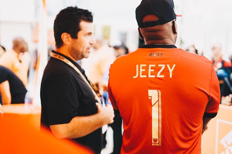 Jeezy x Atlanta United