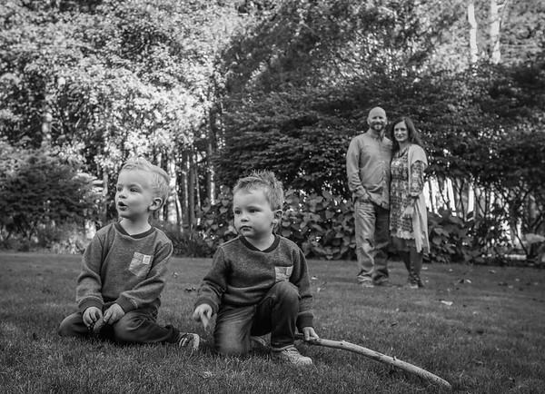 Scudder Family