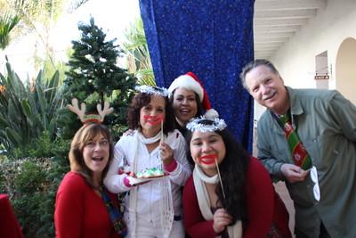 12-13-13 Parish Ministries Christmas Party