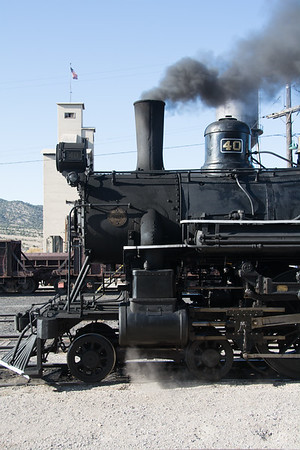 Northern Nevada Railway Museum