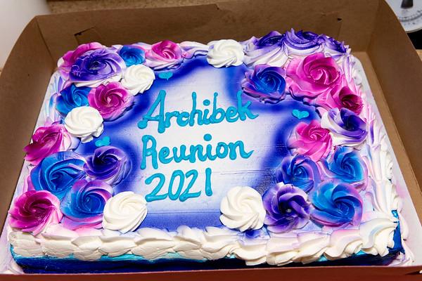 Archibek Family Reunion