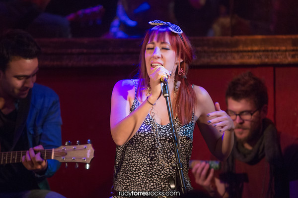Dree Paterson performance at Bar Lubitsch 12.9.2014