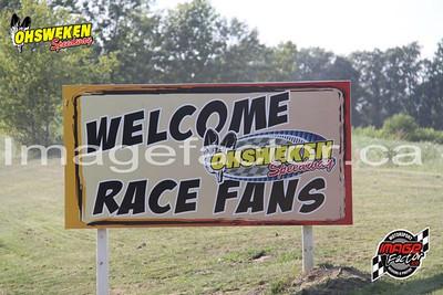 Ohsweken Speedway- August 16th