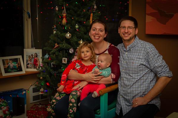Christmas Eve on Vashon Island 2018