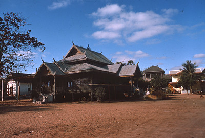 Temple, Korat