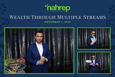 Wealth Through Multiple Streams