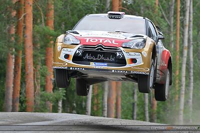 31.07-03.08.2013 | Neste Oil Rally Finland, Jyväskylä