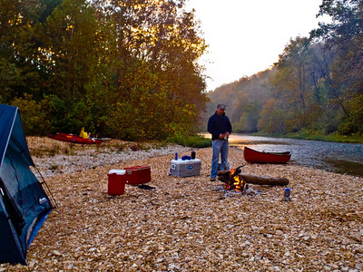 Current River October 2011