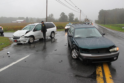 Two Vehicle Accident, SR443, West Penn (9-23-2011)