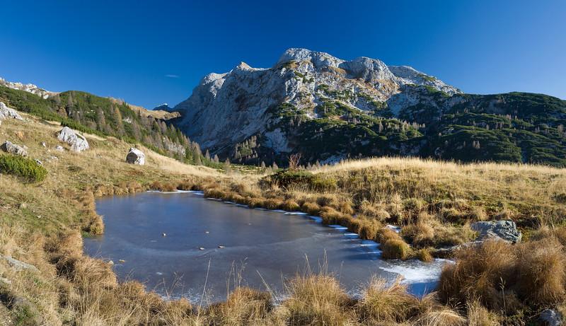 Creta di Rio Secco - Valle di Aip - Alpi Carniche  Foto Claudio Costerni n. 071106-9444864