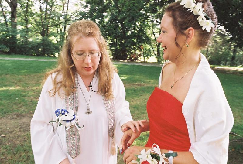 Ceremony Preparation