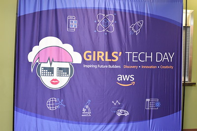 AMAZON - GIRLS TECH DAY
