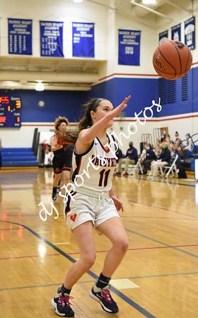 2021-03-02 SHA vs Fern Creek Varsity Girls Basketball