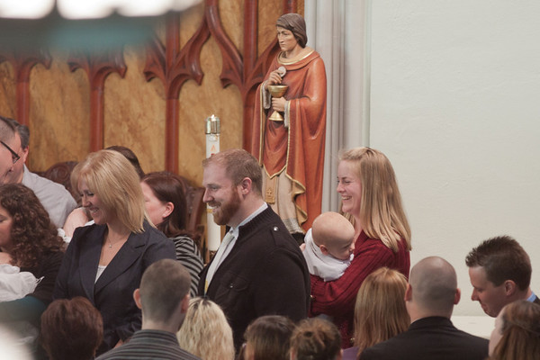 Rory's Baptism