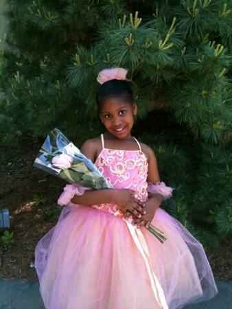 20110507 Kyra's first dance recital