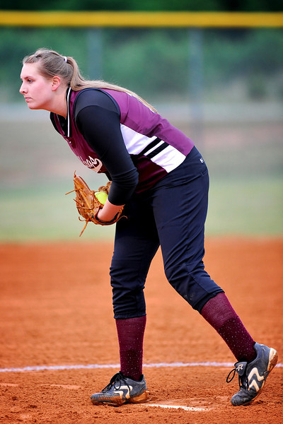 05-21-2010 NCHS Varsity Softball vs South Johnston