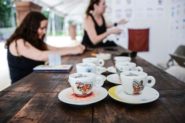 Illy Caffee Espresso Cup