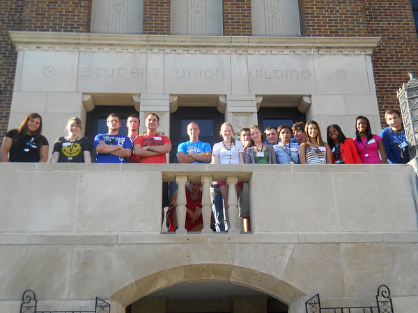 New Student Orientation - June 7&8