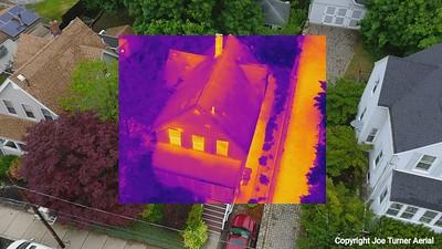 Infrared Aerial Imaging