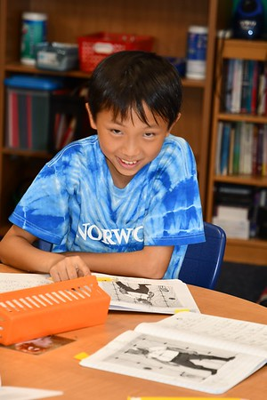 New Math Program Offers Challenge, Collaboration, and Fun in Fourth Grade
