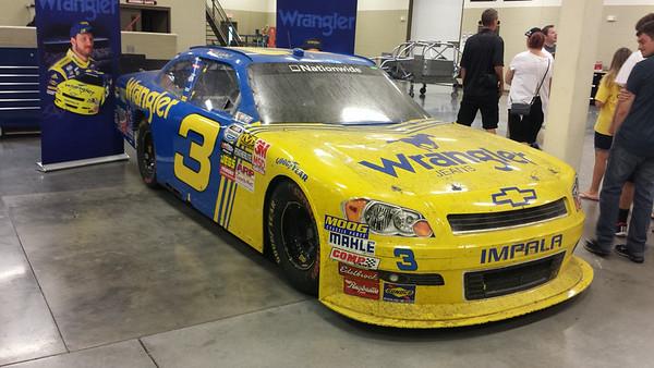 JR Motorsports - Mooresville, NC - 11 July '14
