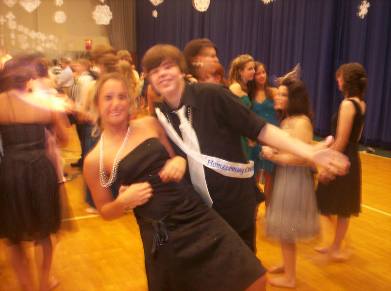 St. Peter's High Homcoming Dance 02/18/2007