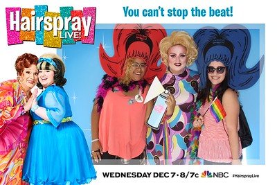 2016.10.08 #HairsprayLive at #AtlantaPride
